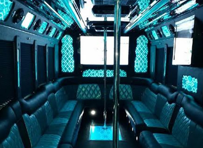 Party Bus in Highland