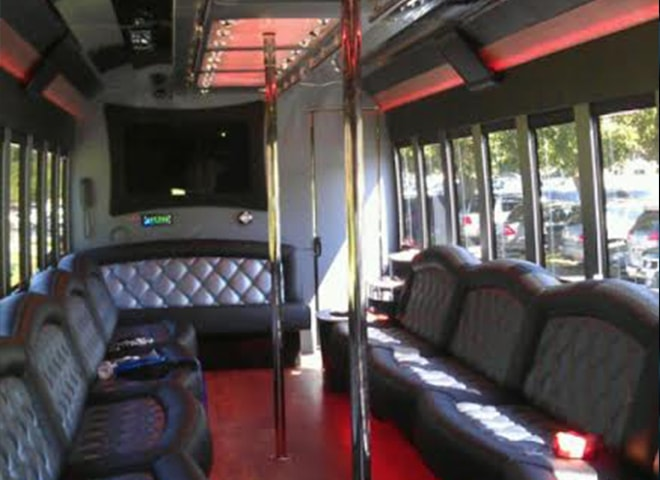 Party Limousine Bus Highland