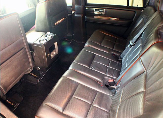 Highland Luxury SUV Limousine