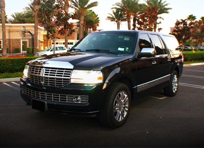 Luxury SUV Limousine Highland