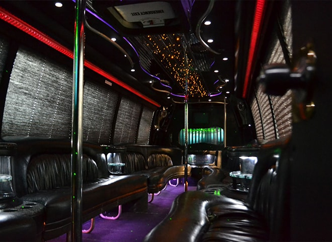 Party Limo Bus in Highland