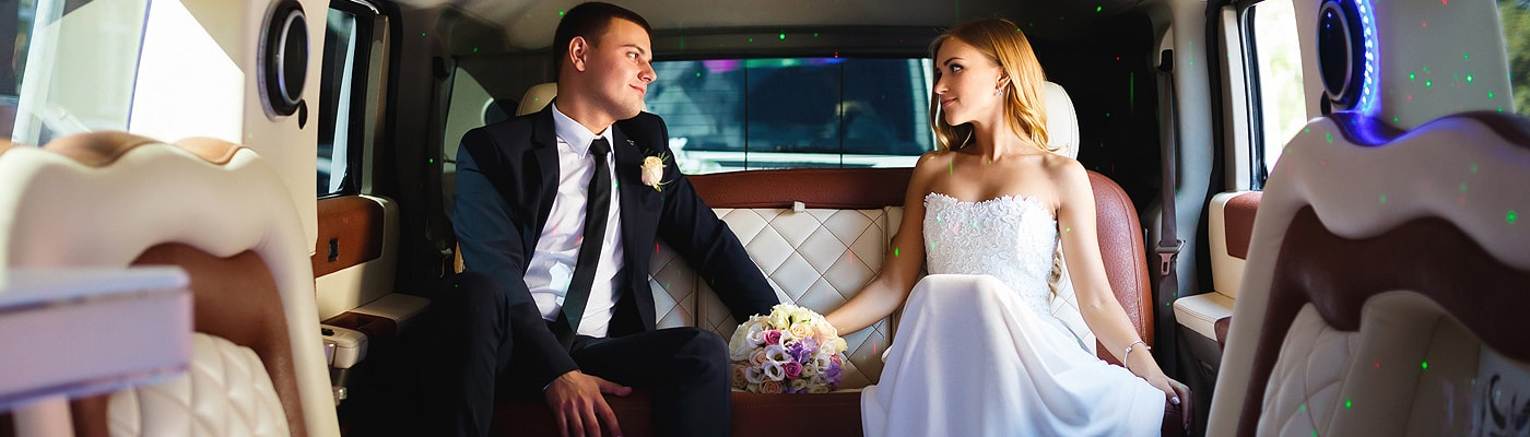 Wedding Limo Package Highland