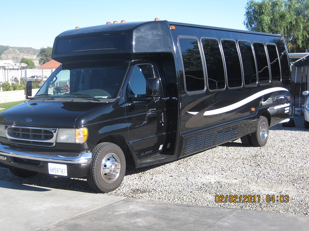 Mini Coach Limo