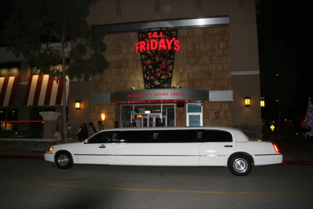 Highland Limo For Night Out