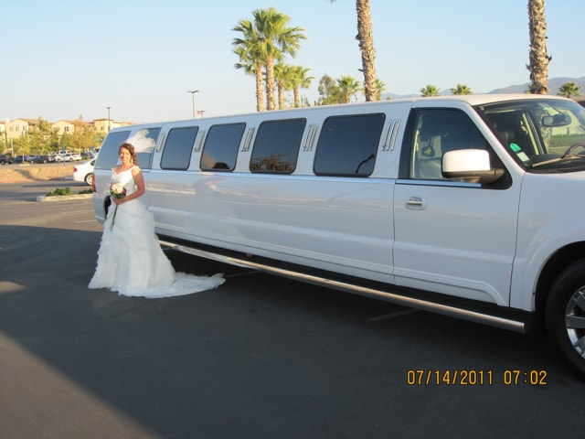 Wedding Limousine Highland