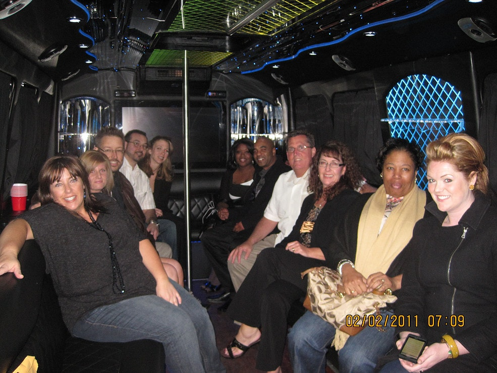 Highland Party Limo