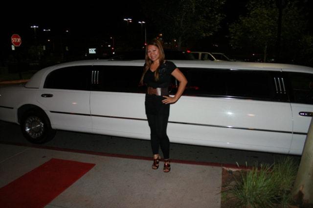White Limousine Service Highland