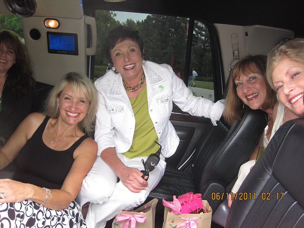 Birthday Limo Highland