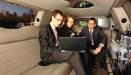 Corporate Limo Service Highland