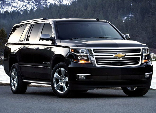 Luxury SUV Limo Highland