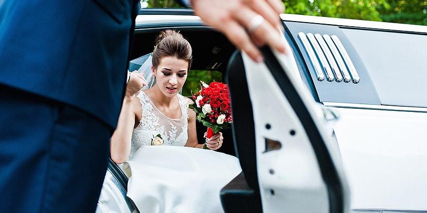 Highland Wedding Limousine