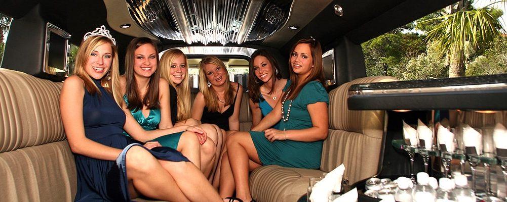 Bachelor Party Limo Highland